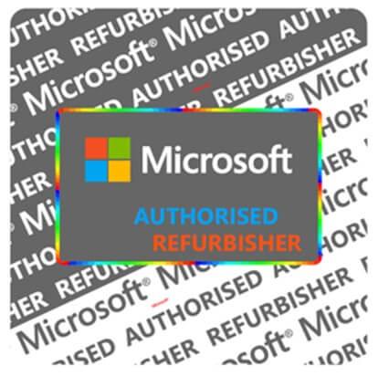Microsoft Registered Refurbisher Program