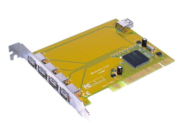 ΚΑΡΤΑ PCI TO USB (4PORTS)