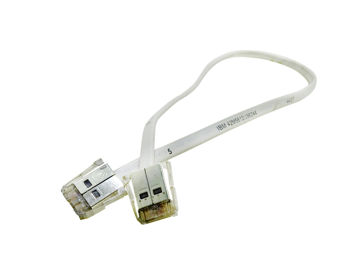 POS CABLE IBM KEYBOARD No5 SHORT (P/N:42M5612)