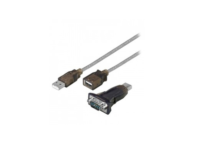 CABLE ADAPTER USB(M)TO DB 9pin