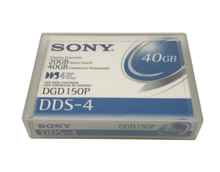 DATA TAPE SONY 4MM 40GB 150M - DGD150P