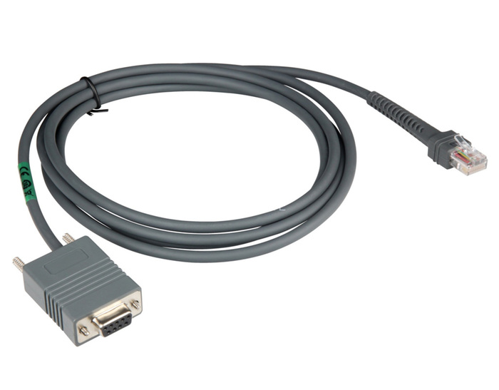 POS CABLE MOTOROLA RS232 DB9F TXD2 (EXT. POWER)