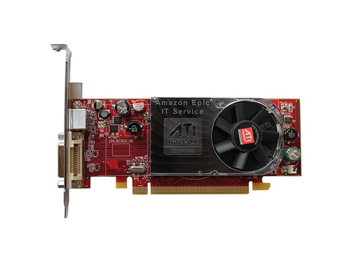 VGA 256MB ATI MSI HD2400 DMS59/SVIDEO PCI-E