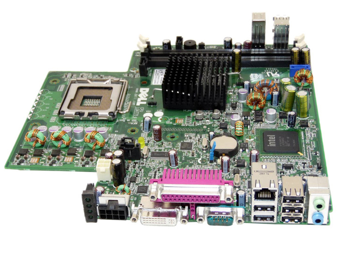 MB DELL P4-S775/800 760 USFF  VSN