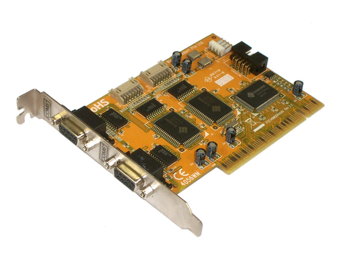 POS WINCORD NIXDORF 4056WN 2 PORTS F-SERIAL PCI INTERFACE