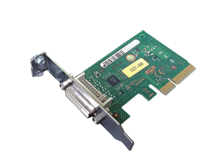 VGA FSC D2823-A11 GS1 D2823 A11 DVI ADD ON CARD PCI EX LP