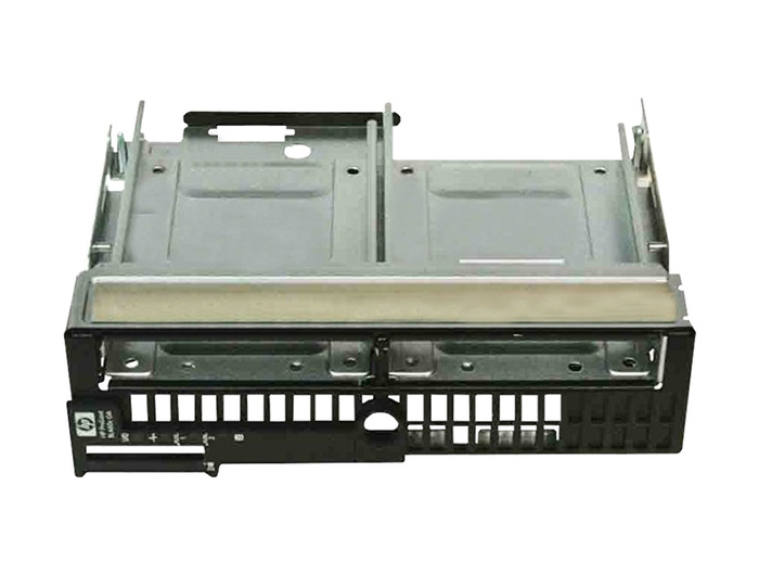 BLADE HP BL 460C G6 DRIVE CAGE AND BEZEL