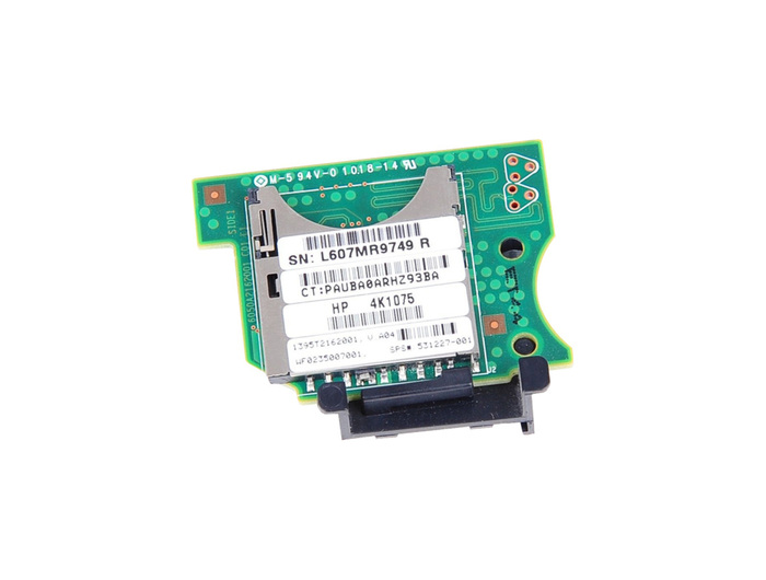 BLADE HP SD CONTROLLER BOARD MODULE FOR BL460 G6 - Φωτογραφία