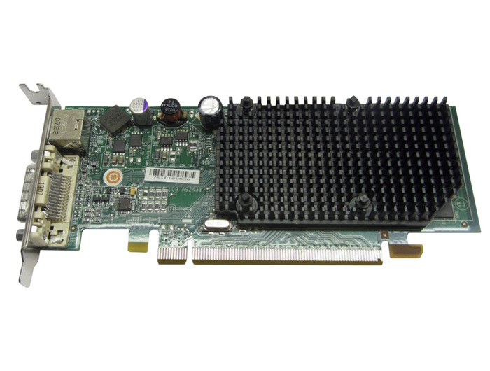 VGA 256MB ATI X1300 PRO DMS-59 S-VIDEO PCI-X LP