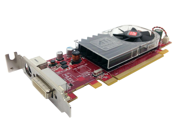 VGA 256MB ATI RADEON HD3470 DMS-59/SVIDEO PCI-EX LP
