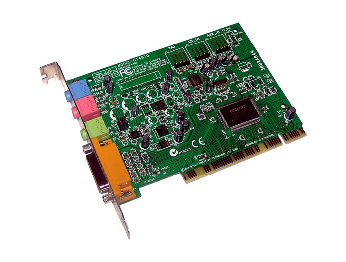 SOUNDCARD CREATIVE VIBRA CT4810 PCI