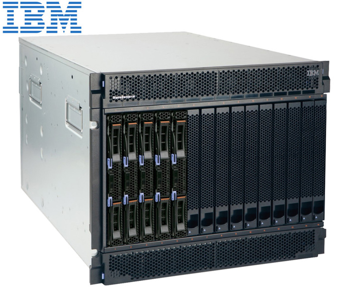 BLADE IBM BLADECENTER H FULL SET w 5xHS22-2xSC/64GB-noHDD