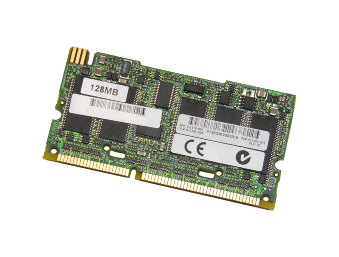 RAID CACHE MEMORY 128MB BBWC HP SMART ARRAY 641/642/6i/E200
