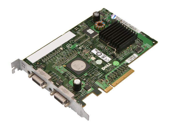 HBA SAS DELL SAS 5/E 2-PORT SAS 3GB/s PCI-E