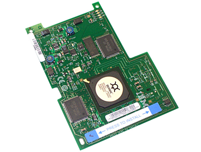 BLADE HBA FC 2GB IBM HS20 FIBER CHANNEL MEZZANINE CARD