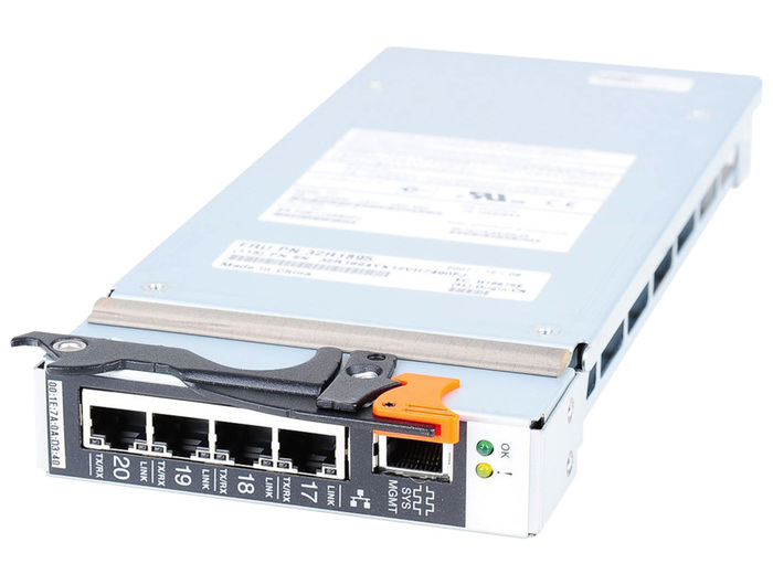 BLADE SWITCH ETH 4x 1GBE FOR IBM BLADECENTER - 32R1895