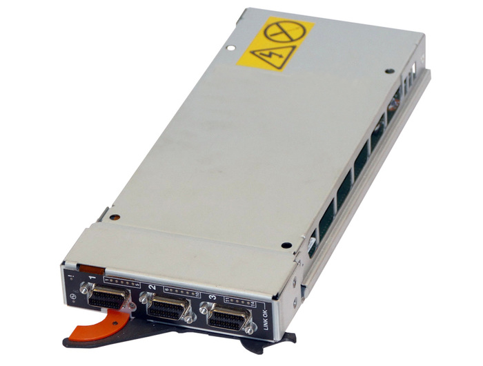 BLADE COPPER PASS-THRU ETH 14x 1GbE FOR IBM BLADE E & T SER