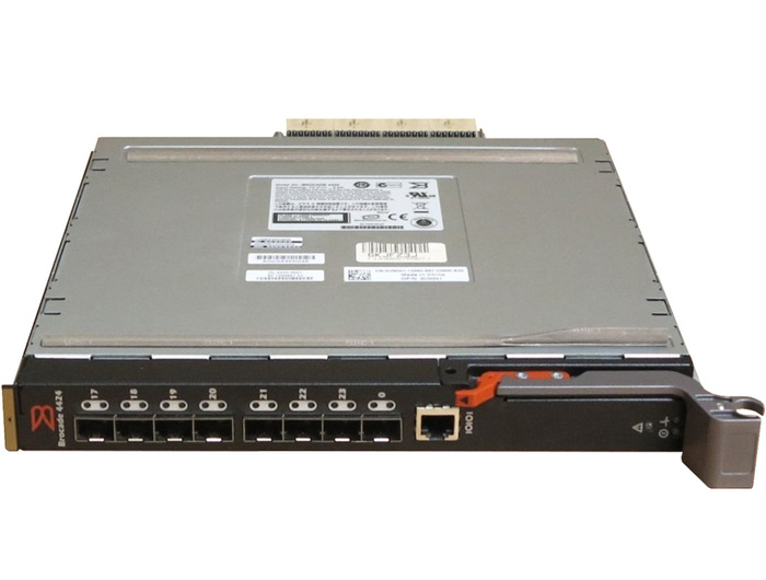 BLADE SWITCH FC DELL 8x 4Gb  BROCADE M4424 POWEREDGE M1000E