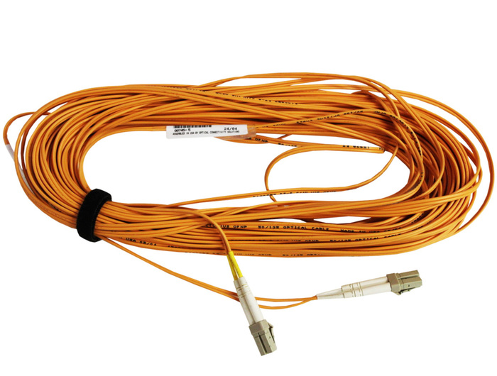FIBER OPTICAL PATCH CORD LC-LC MULTIMODE 25M - 19K1263