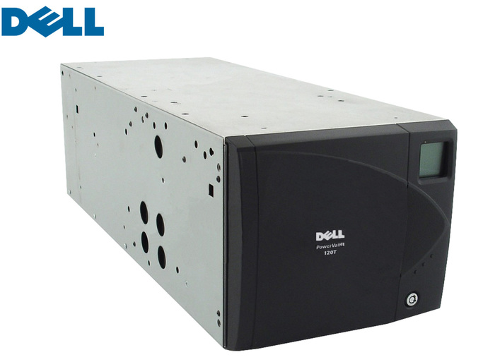 TAPE LIBRARY DELL POWERVAULT 120T 40/80GB EXT. DLT DDS-4