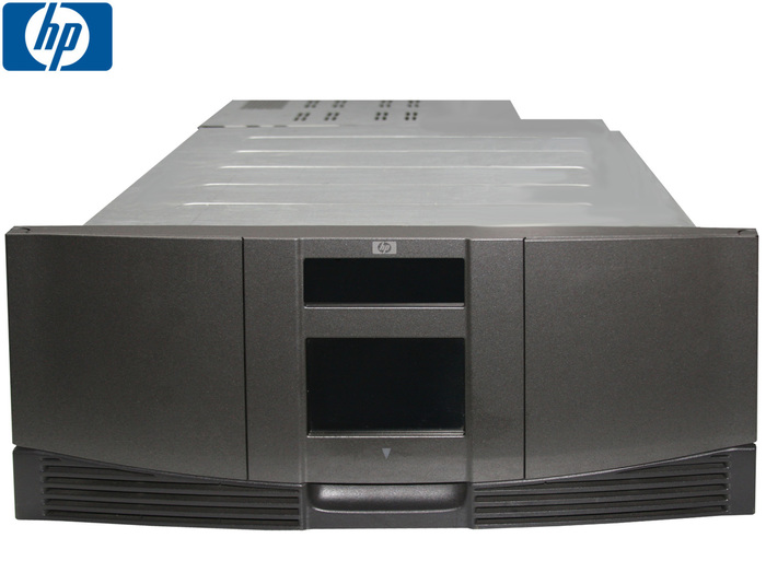 TAPE LIBRARY HP MSL6030 2xLTO2 DRIVES SCSI 3U