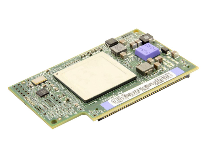 BLADE HBA FC 4GB IBM QMI2572 FIBER CHANNEL MEZZANINE CARD