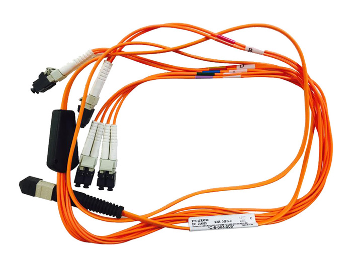 FIBER OPTICAL PATCH CORD PASS THROUGH 4PORT IN 1 1.5M