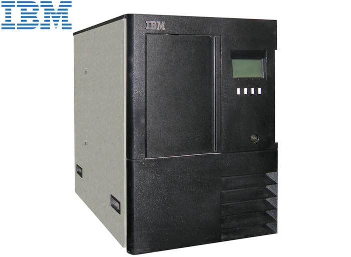 TAPE LIBRARY IBM 3583-TL ULTRIUM 6-SLOT 4xLTO-2 DRIVES