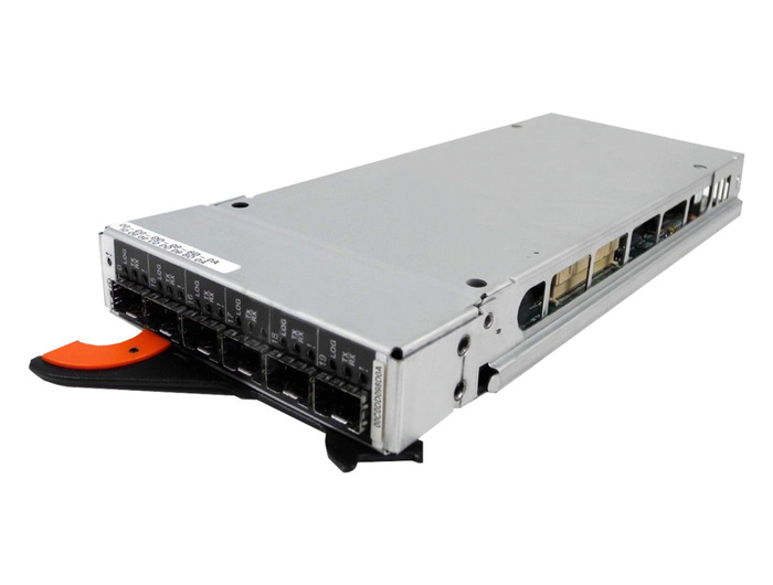 BLADE SWITCH FC 6x 4GBit IBM BLADE CENTER E & T SERIES