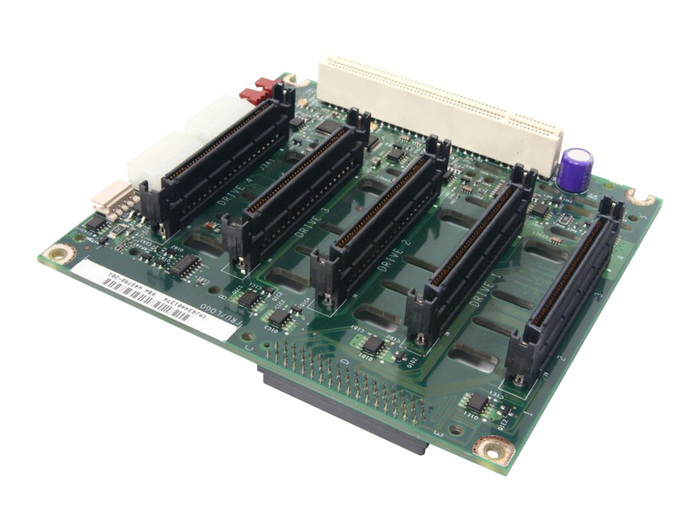 BACKPLANE FOR INTEL SERVER SCSI - A43798-201