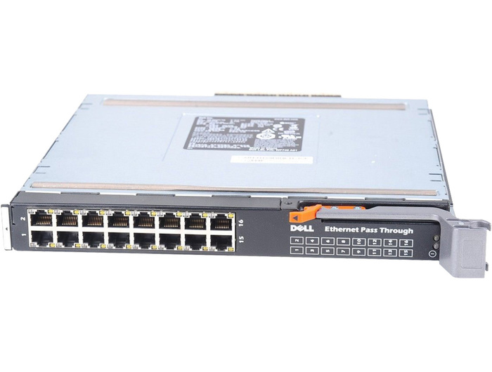 BLADE  DELL M1000E ETHERNET PASS THROUGH FOR M1000e