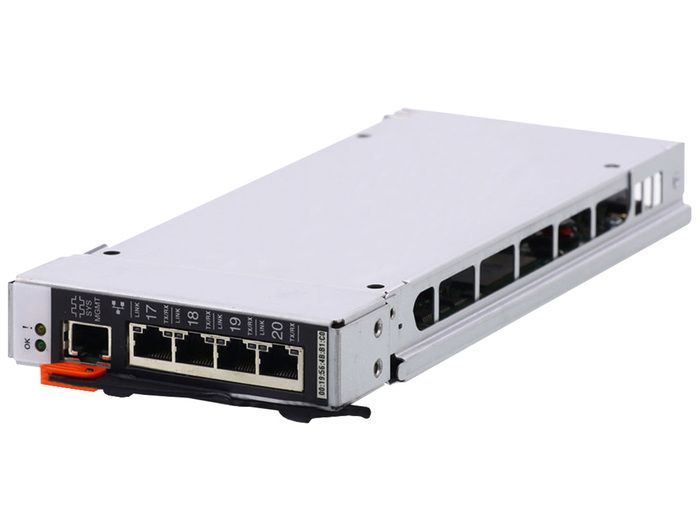 BLADE SWITCH ETH 4x 1GBE FOR IBM BLADECENTER - 13N2285