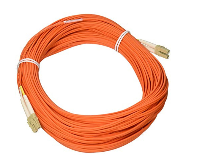 FIBER OPTICAL PATCH CORD NONAME 25M DOUBLEX LC-LC ORANGE
