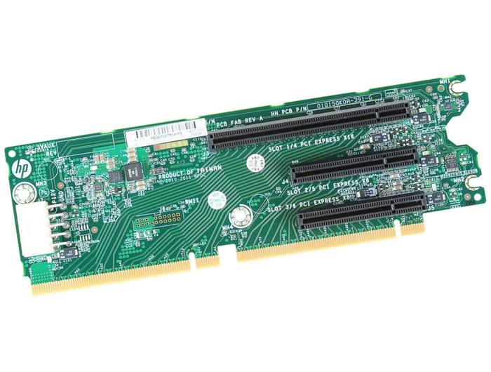 PCIE RISER CARD FOR HP DL380P G8