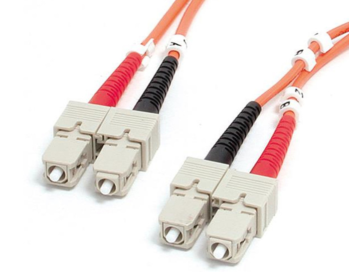 FIBER OPTICAL PATCH CORD SC-SC DUPLEX 4.6M