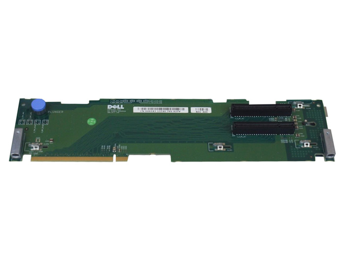 RISER BOARD FOR DELL POWEREDGE 2950 2xPCI-E - H6183