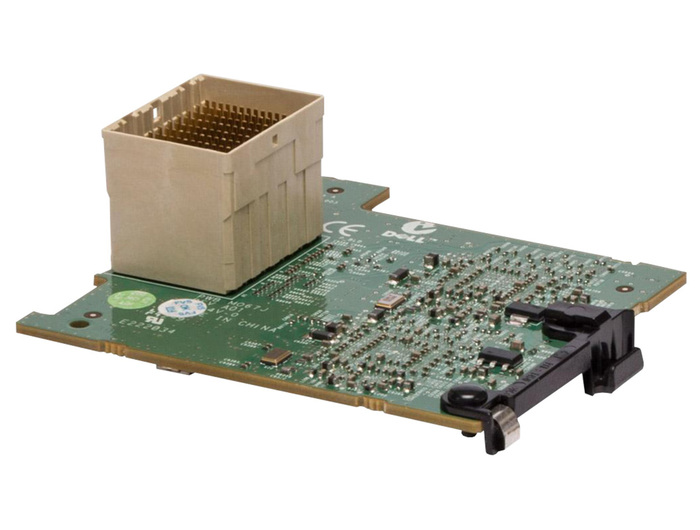 BLADE NIC DELL BROADCOM 5709 PCI-E QUAD PORT GBE MEZZANINE