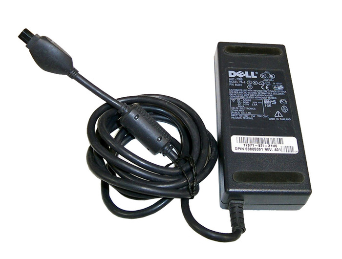 AC ADAPTER DELL INSPIRON 2500/2600/2650/3700/3800 - 85391 - Φωτογραφία