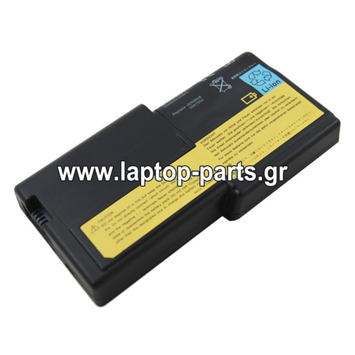 IBM THINKPAD R32 R40 BATTERY GA - 02K6928