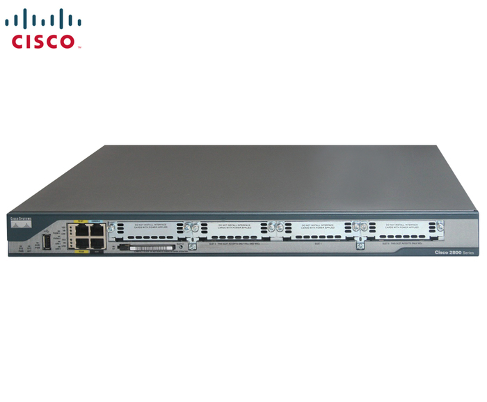 ROUTER CISCO 2801 INTEGRATED SERVICES