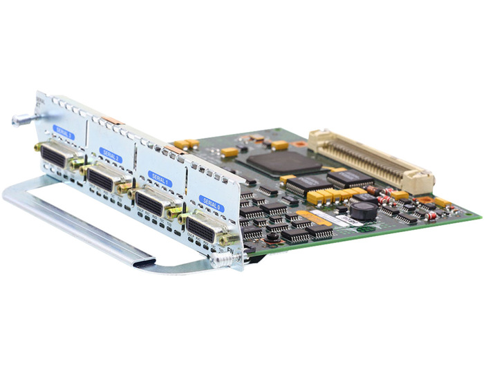 MODULE CISCO SERIAL NETWORK 4T 4-PORT