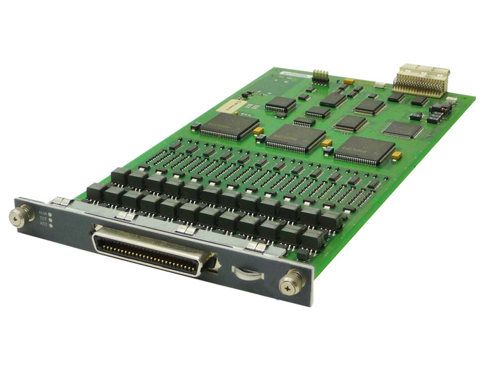 MODULE AVAYA  MM717 DCP 24 PORT - Φωτογραφία