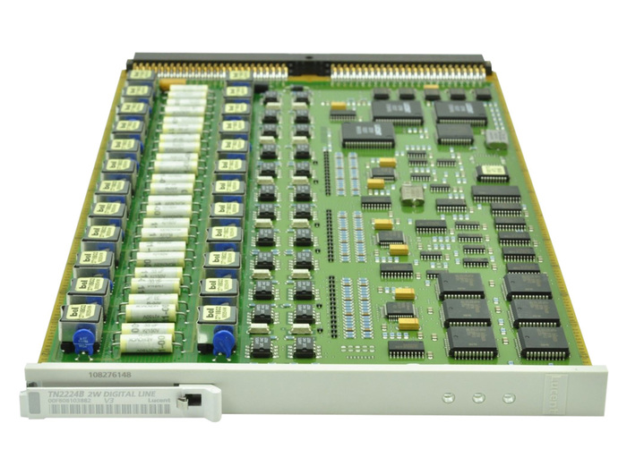 MODULE AVAYA TN2224  DIGITAL LINE 24P - Φωτογραφία