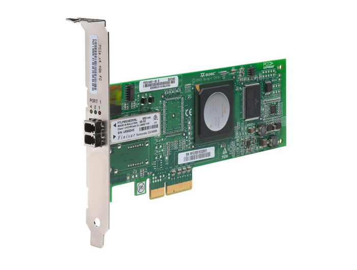 HBA FC 4GB QLOGIC FIBER CHANNEL SINGLE PORT PCI-E