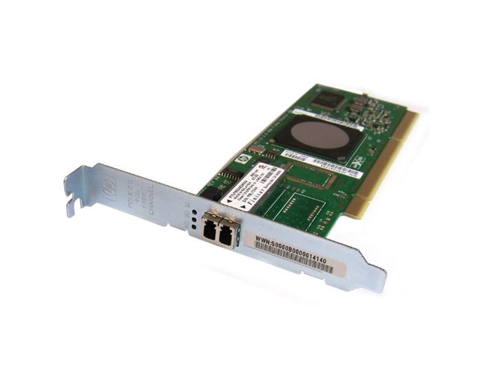 HBA FC 4GB HP FIBER CHANNEL SINGLE PORT PCI-X