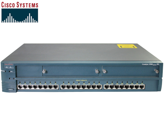 SWITCH ETH 24P 100MB CISCO C2924 M-XL-EN