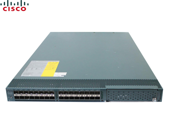 SWITCH FC 32P 10G CISCO 6248UP 1xPSU 2xFAN - Φωτογραφία