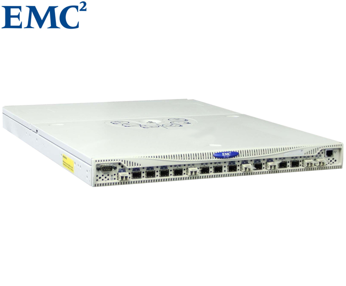 SWITCH FC 16P 2GB EMC DS-16B2 CHASSIS RACK - Φωτογραφία