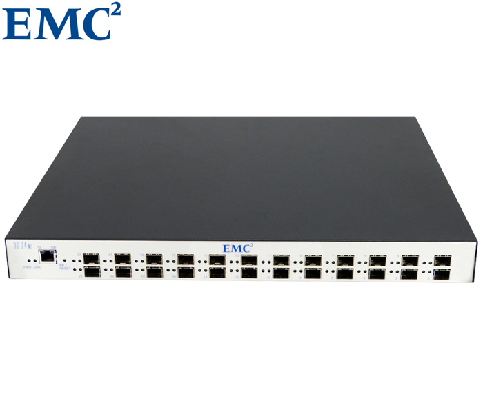 SWITCH FC 24P 2GB EMC DS-24M2 CHASSIS RACK - Φωτογραφία