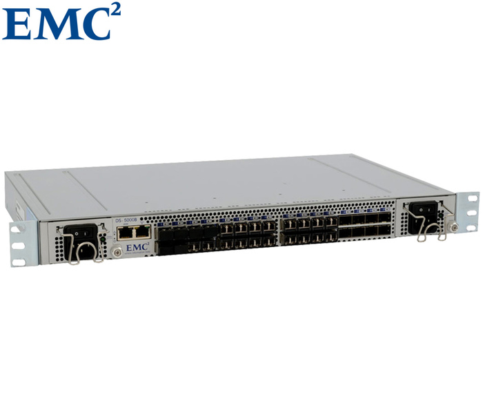 SWITCH FC 32P 4GB EMC DS-5000B CHASSIS RACK - Φωτογραφία